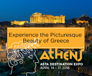 ASTA Destination Expo 2018 Athens